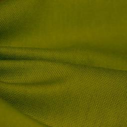 Tissu bachette vert chenille