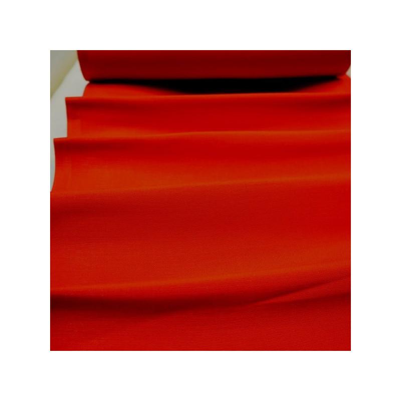 Toile transat rouge