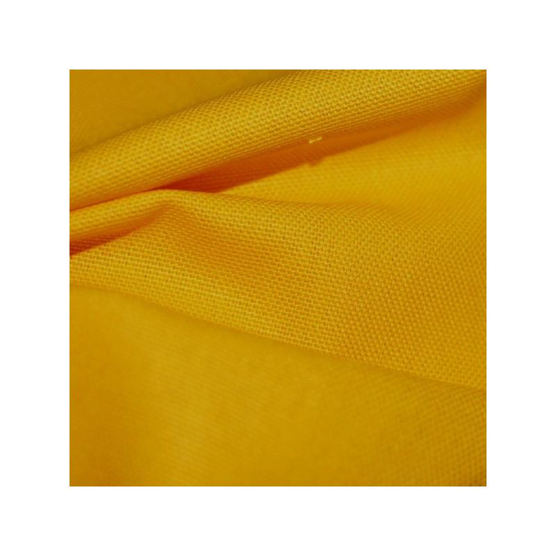 Tissu bachette jaune