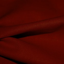 Tissu bachette brique