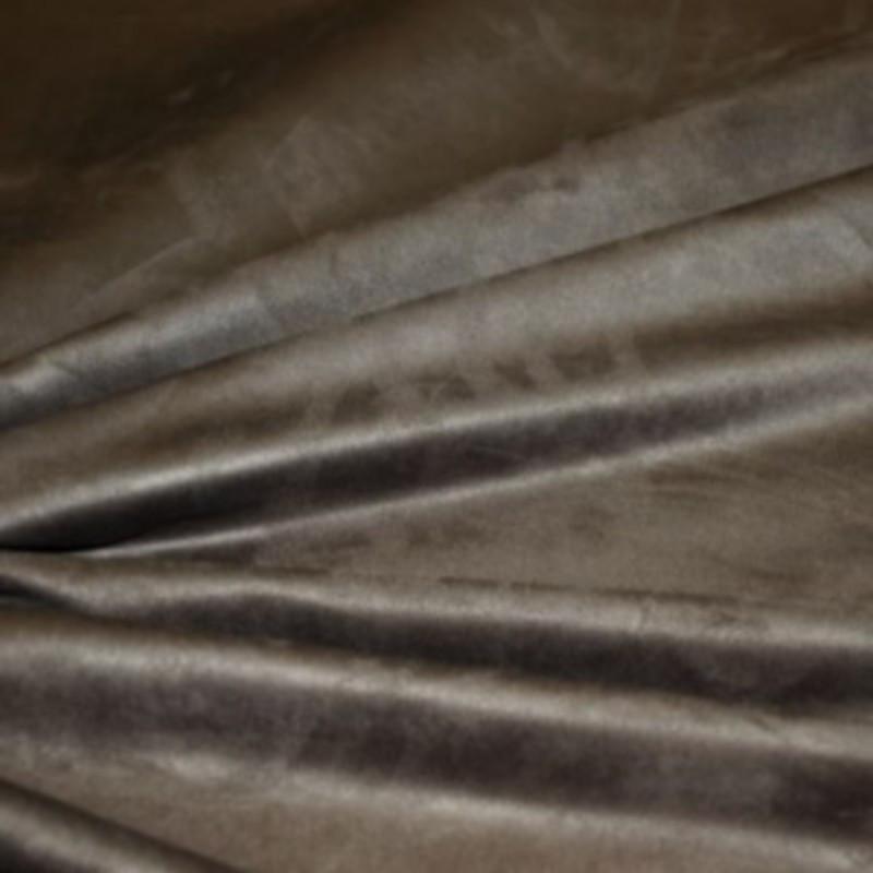 Suédine gris anthracite