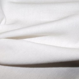 Tissu bachette blanche