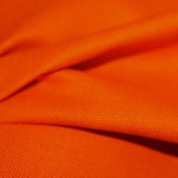 Tissu bachette orange