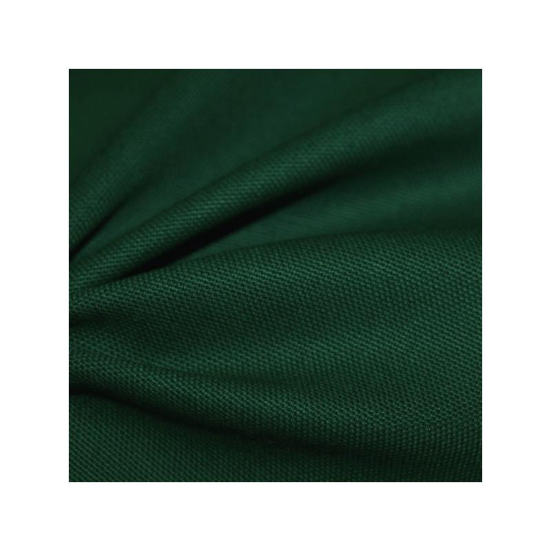 Tissu bachette vert bronze
