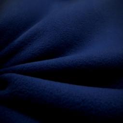 Tissu polaire bleu roi