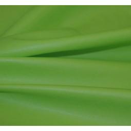 Simili-cuir souple vert anis