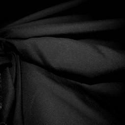 """Tissu """"Vêtement de travail"""" noir"""