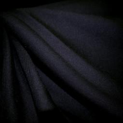 "Tissu ""Vêtement de travail"" marine"