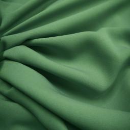 Tissu burlington vert cru