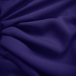 Tissu burlington bleu roi