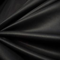 Tissu maille noir