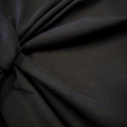 Tissu jersey uni marine