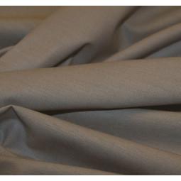 Tissu coton gris