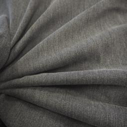 Tissu tailleur gris foncé