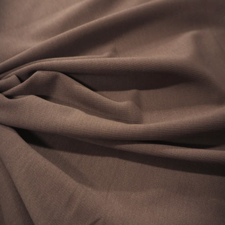 Jersey milano taupe