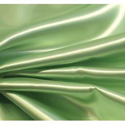 Satin vert pâle
