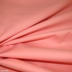 Toile à drap rose pâle