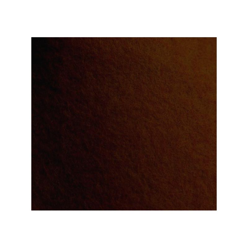 Feutrine chocolat