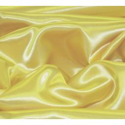 Satin jaune pâle