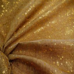 """Tissu """"poussières d'étoiles"""""""