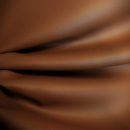simili cuir granulé camel