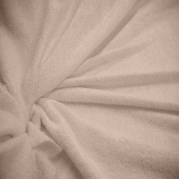 Tissu bambou éponge blanche