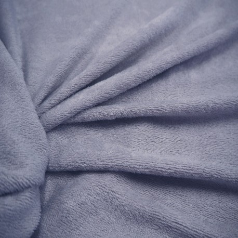 Tissu bambou éponge bleu ciel