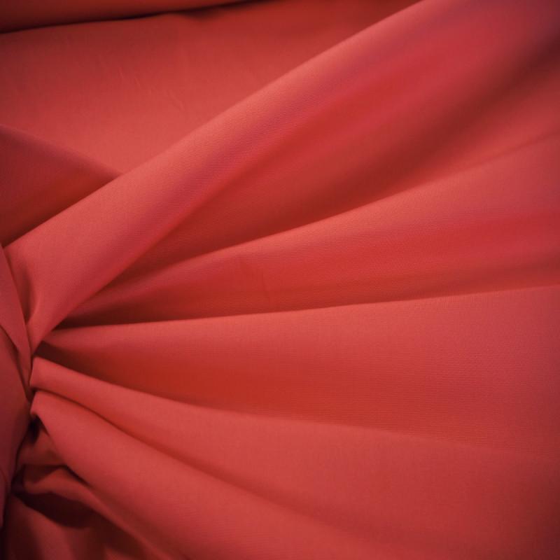 Tissu extérieur corail