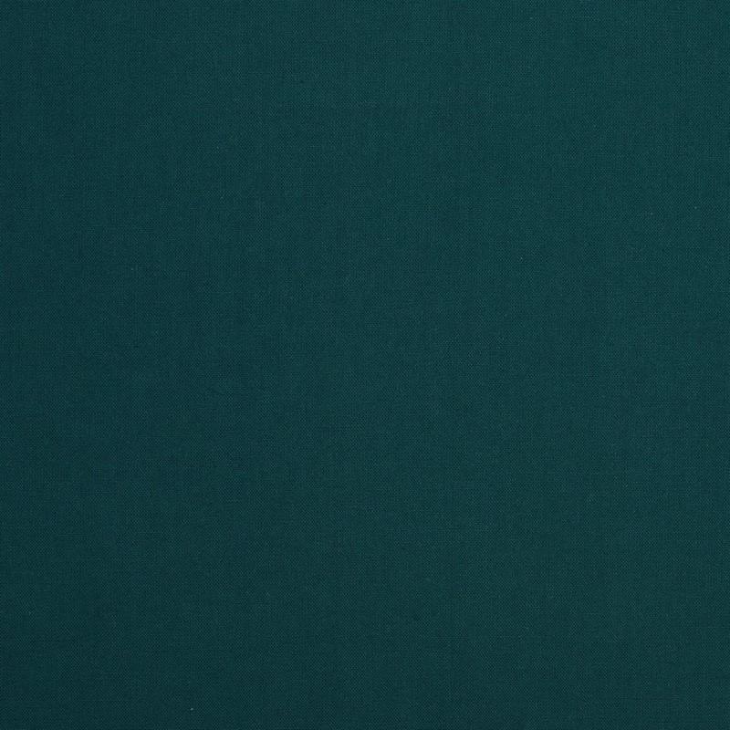 Tissu bachette bleu canard