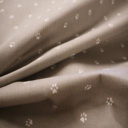 Tissu piqué de coton