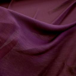 Tissu voile violet