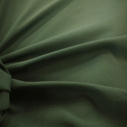 Tissu jersey uni kaki