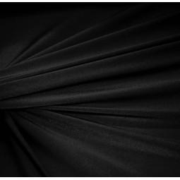 Lycra uni noir