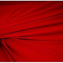 Lycra uni rouge