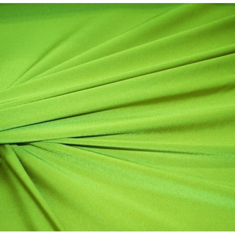 Lycra uni vert
