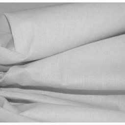 Tissu coton blanc