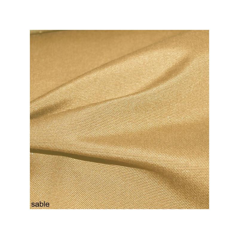 Tissu extérieur sable