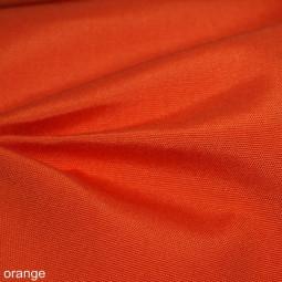 Tissu extérieur orange