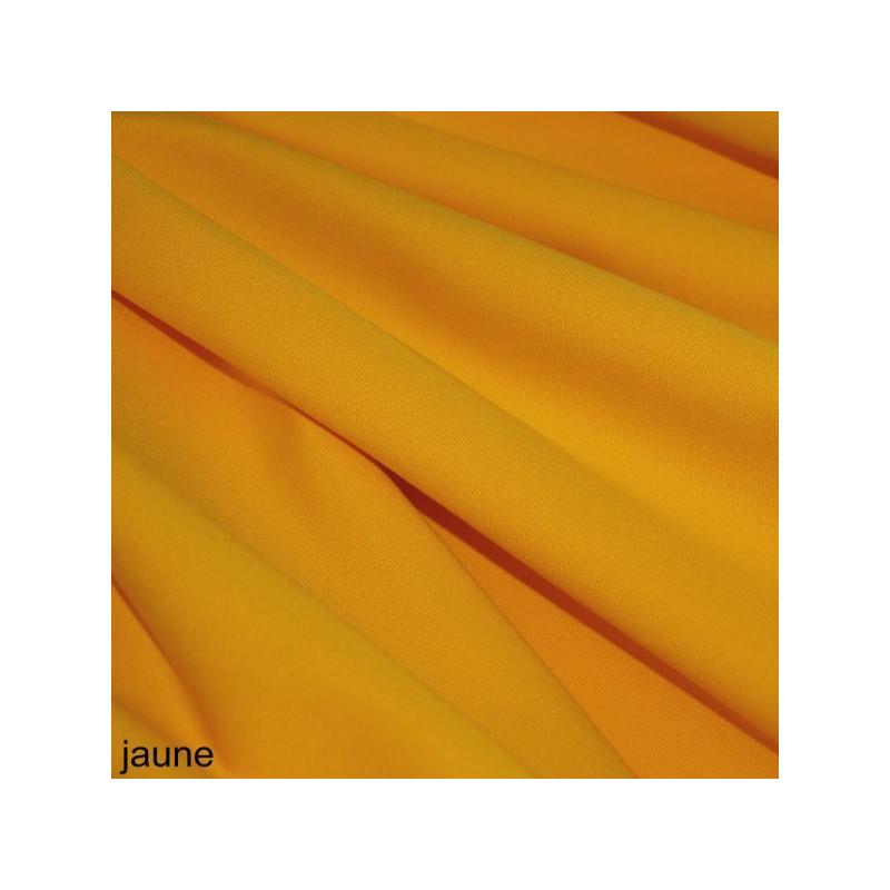 Tissu extérieur jaune