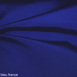 Tissu extérieur bleu France