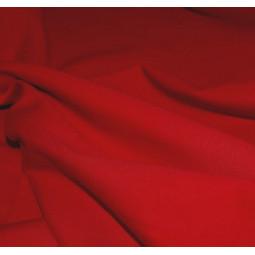 Tissu extérieur rouge