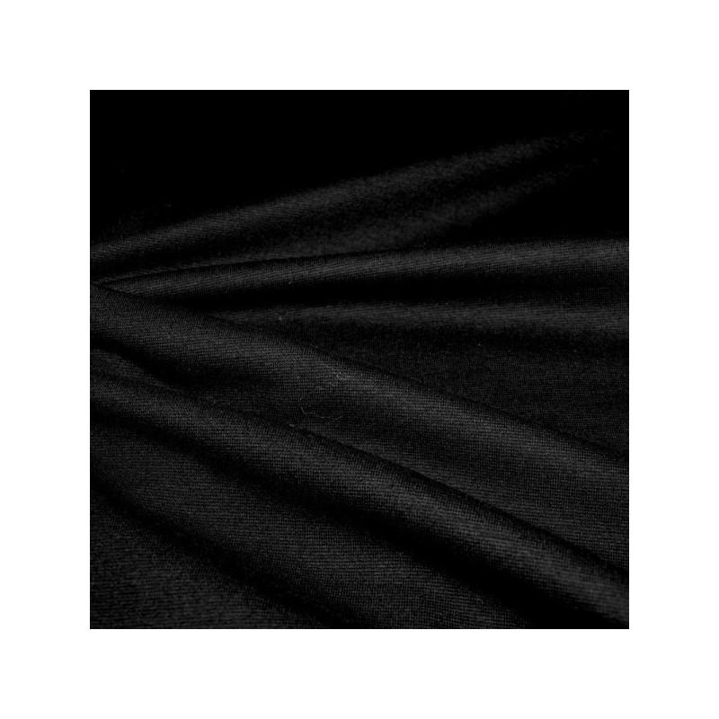 Bord côtes noir