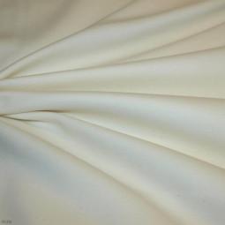 Bord côtes blanc cassé