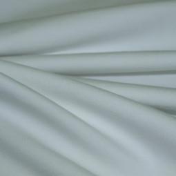 Tissu jersey blanc