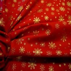 Tissu coton de noël