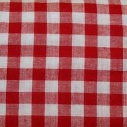 Tissu vichy coton