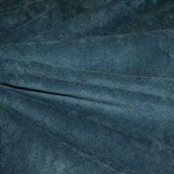 Tissu velours milleraies uni