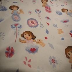 Tissu Dora