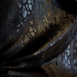 "Simili cuir imitation ""Dragon de Komodo"""